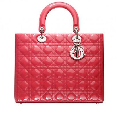 Kabelka Lady Dior Coral